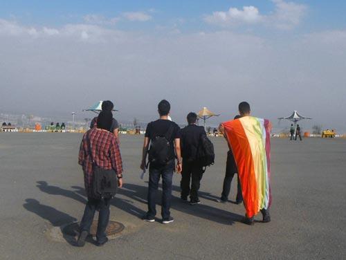 روز مبارزه با ھمجنس گراستیزی و تراجنسی ستیزی در ایران 4